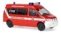 Rietze VW T5 MD Bus ELW Feuerwehr Hoyerswerda