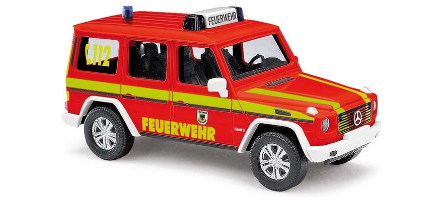 """Busch Mercedes-Benz G-Klasse 1990 """"Feuerwehr Dortmund"""""""