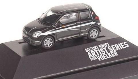 Rietze Suzuki Swift, Artist Series Sven Voelker in PC-Box
