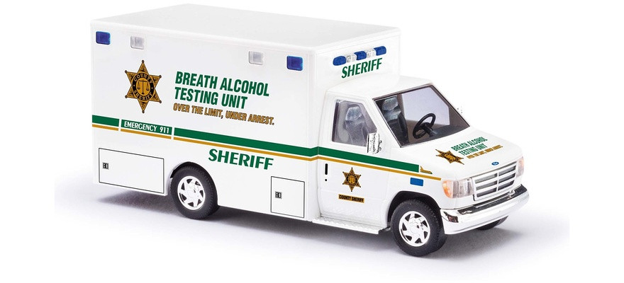 Busch Ford E-350, Sheriff