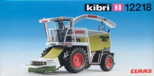 kibri Bausatz Traktor CLAAS JAGUAR 850 mit Mähvorsatz