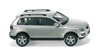 Wiking VW Touareg in silber