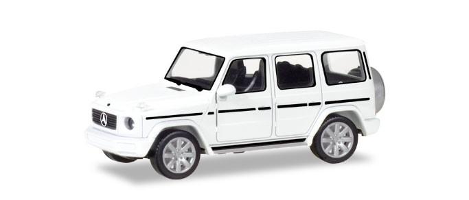 Herpa Mercedes-Benz G-Modell, polarweiß