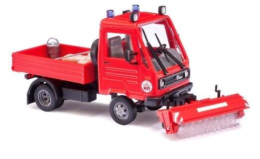 Busch Multicar, FW Brandenburg und Kehrmaschine (Einzelstück)