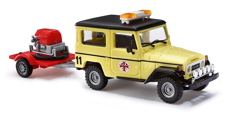 Busch Toyota Land Cruiser Grubenwehr