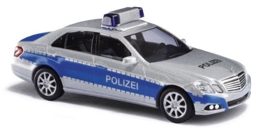 Busch Mercedes-Benz E-Klasse, Limousine Polizei -Einzelstück-