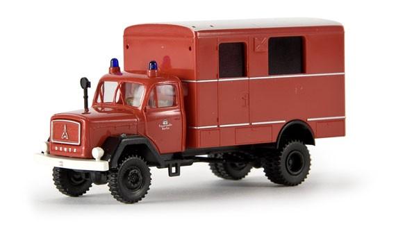 Brekina Magirus 125 Feuerwehr Berlin (Restmenge)