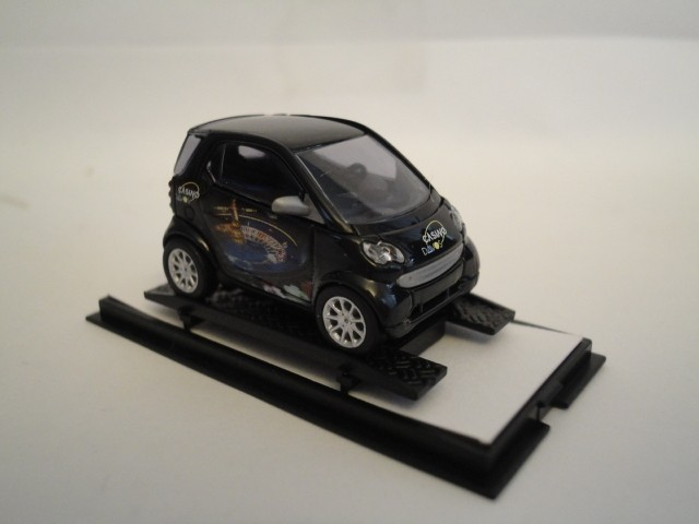 "Busch Smart Fortwo ""Casino Davos"""