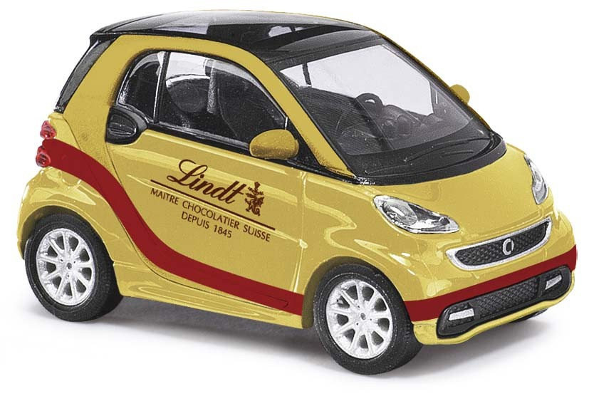 """Busch Smart Fortwo '12 """"Lindt"""""""