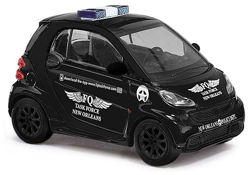 """Busch Smart Fortwo 2012 """"Task Force New Orleans"""""""