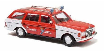 Busch MB W 123 T-Modell Feuerwehr Pfungstadt