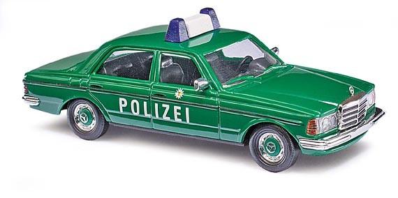 Busch MB W 123 Polizei Bj. 1977