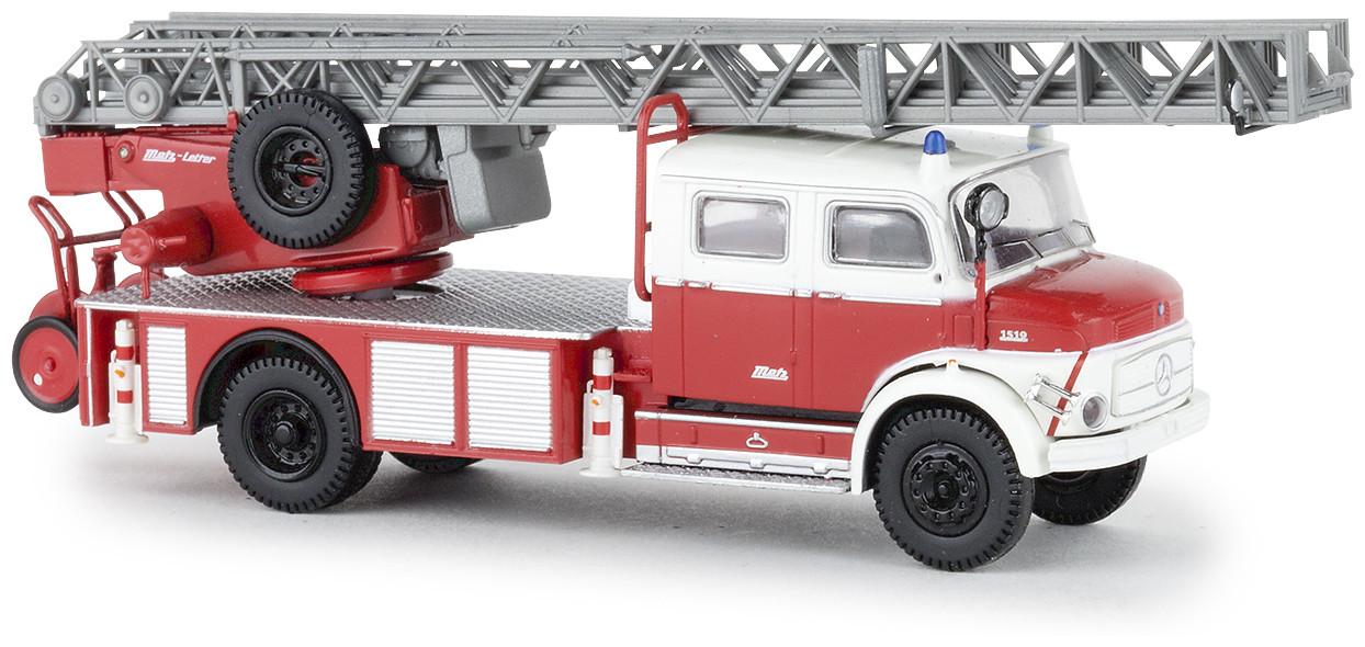 """Brekina MB L 1519 DLK """" Hessen-Version """", Neuheit Messe 2020"""