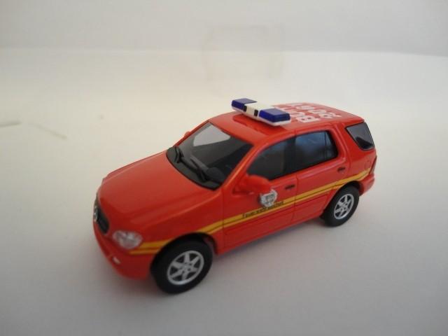 Busch MB M-Klasse Feuerwehr Bocholt