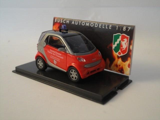 Busch Smart City Coupe Feuerwehr Nordrhein-Westfalen -Einzelstück-