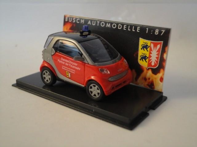 Busch Smart City Coupe Feuerwehr Schleswig-Holstein
