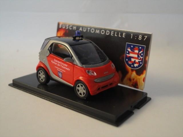 Busch Smart City Coupe Feuerwehr Thüringen