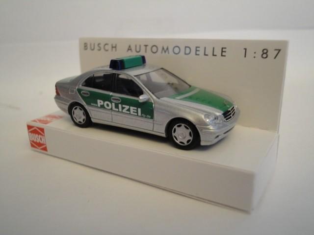 Busch MB C-Klasse Polizei Rheinland-Pfalz