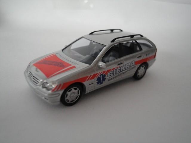 """Busch MB C-Klasse T-Modell """"Biekra Rettungsdienst"""""""