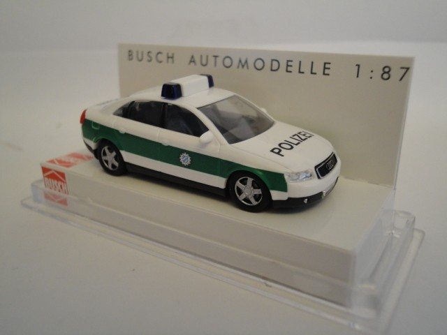 "Busch Audi A 4 Limousine ""Polizei"""