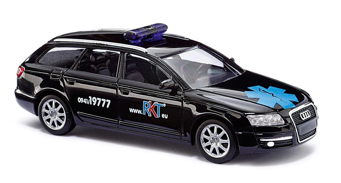 Busch Audi A6 RKT