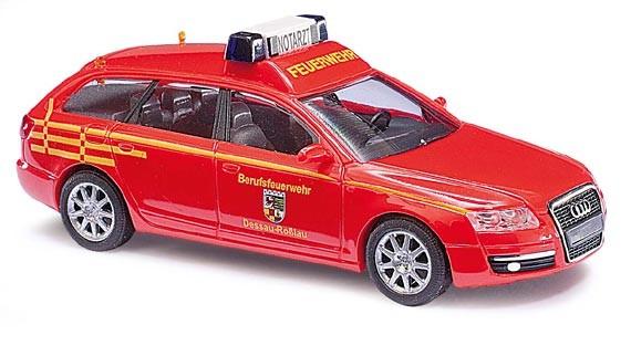 Busch Audi A6 Avant Feuerwehr Dessau