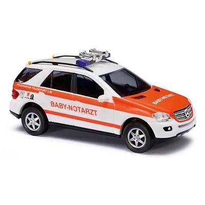 Busch Mercedes-Benz M-Klasse W164, Baby-Notarzt (Einzelstück)