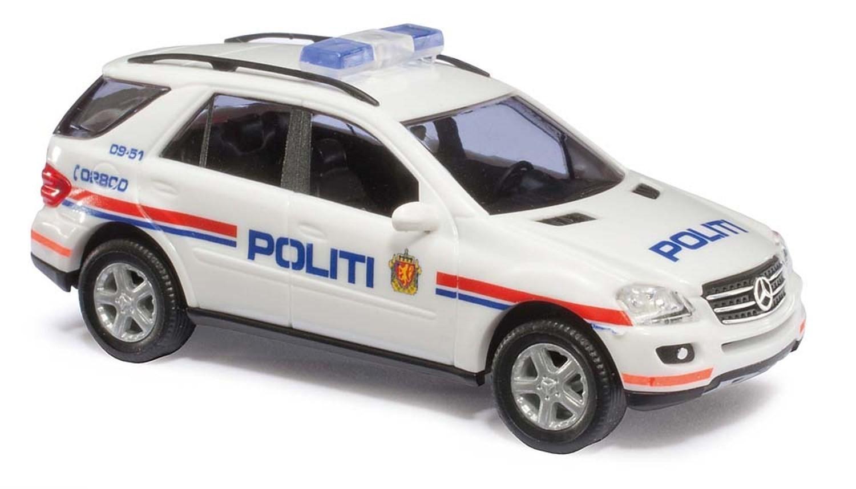 Busch MB ML Politi (N)