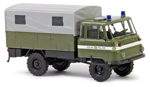 Busch Robur LO 2002 A Volkspolizei