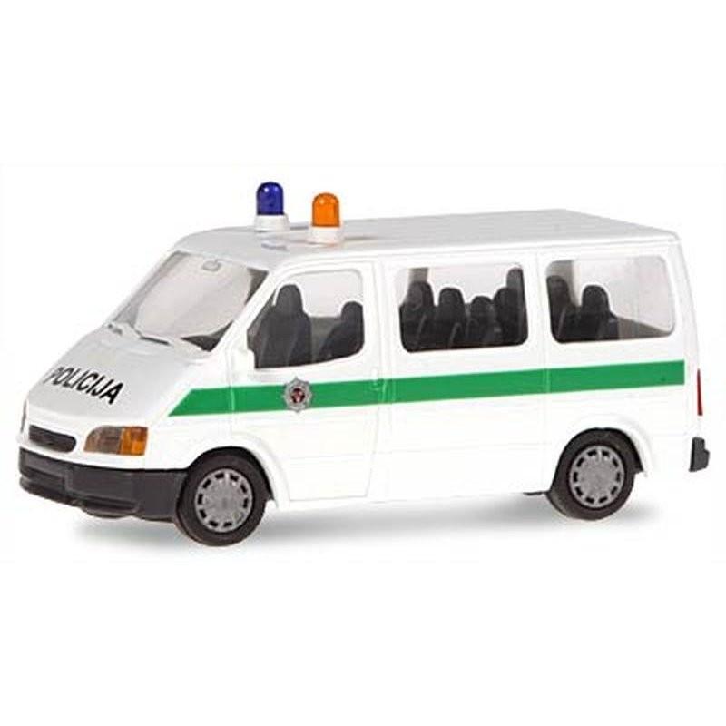 Rietze Ford Transit Policia LT (Restmenge)