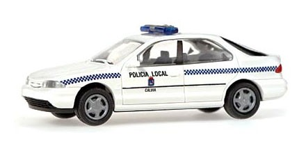 Rietze Ford Mondeo Policia Local Spanien -Einzelstück-