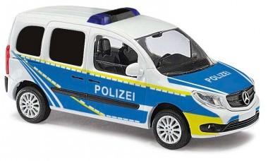 Busch MB Citan Autobahnpolizei -Einzelstück-