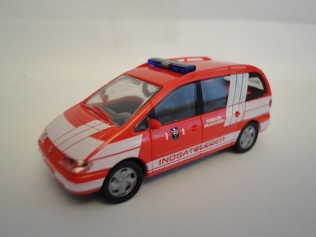 Rietze VW Sharan Roskilde Brandvaesen