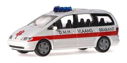 Rietze VW Sharan NEF D.M.H. Vlaams Brabant (Restmenge)