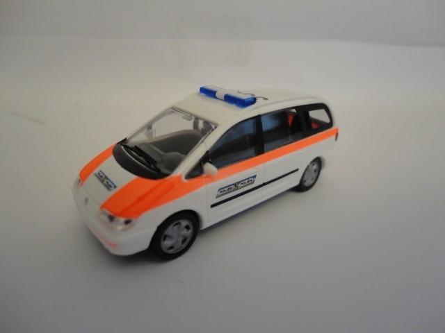 "Rietze VW Sharan ""Kantonspolizei Graubünden"" (CH)"
