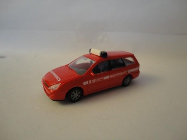 Rietze Ford Focus Turnier Katastrophenschutz Feuerwehr Wuppertal