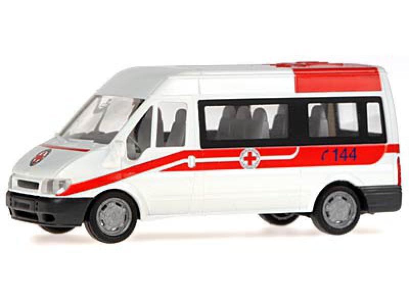Rietze Ford Transit ÖRK (Einzelstück)