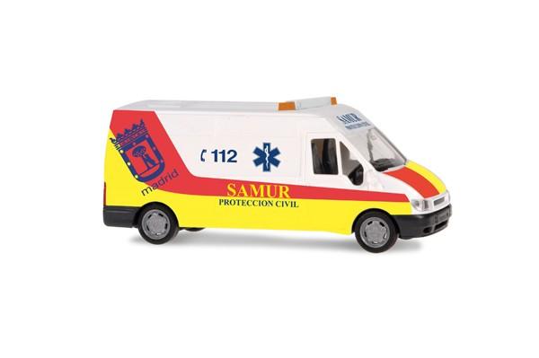 Rietze Ford Transit Protection Civil Samur (ES)