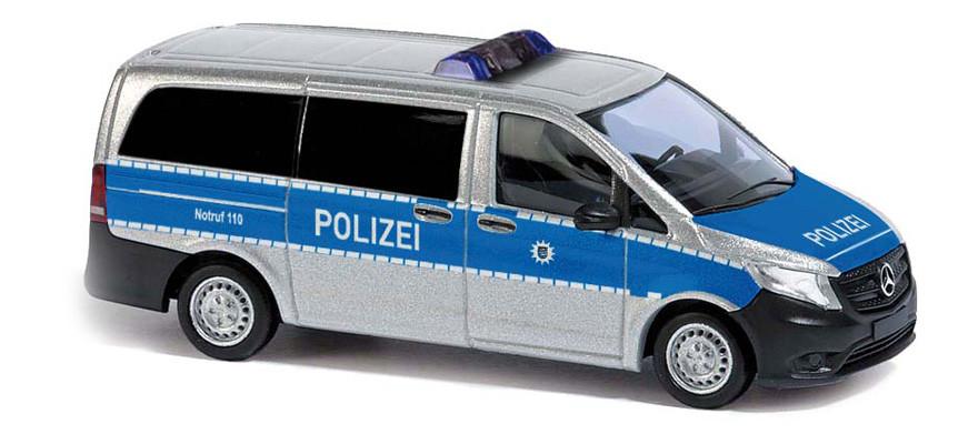 Busch Mercedes-Benz Vito Polizei Hessen, Baujahr 2014