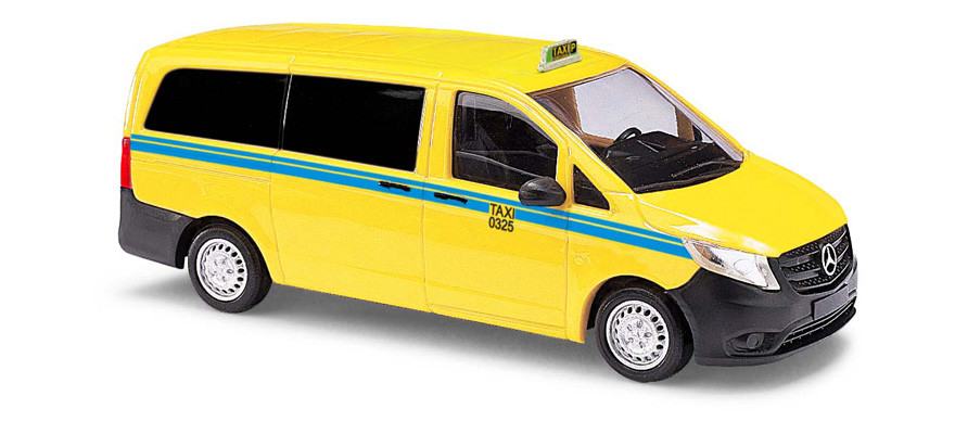 Busch Mercedes-Benz Vito, Taxi Portugal