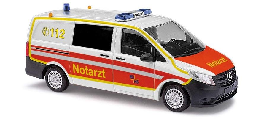 """Busch Mercedes-Benz Vito, """"Notarzt RD Kreis Heinsberg"""""""