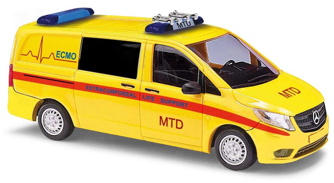 """Busch Mercedes-Benz Vito """"MTD"""" Berlin"""
