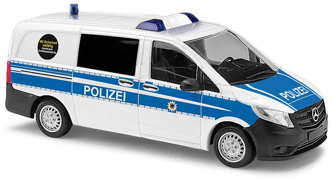 "Busch Mercedes-Benz Vito ""Bundespolizei"""