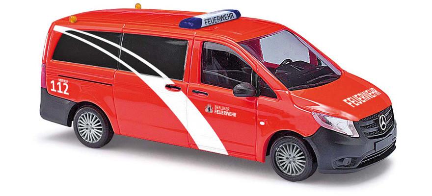 Busch MB Vito MZW Berliner Feuerwehr, NH 02/21