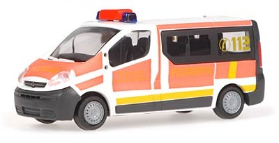 Rietze Opel Vivaro Feuerwehr Bad Münder (Restmenge)