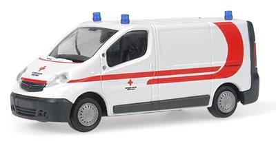Rietze Opel Vivaro Kasten ÖRK (A)