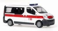 Rietze Opel Vivaro Combi Rode Kruis