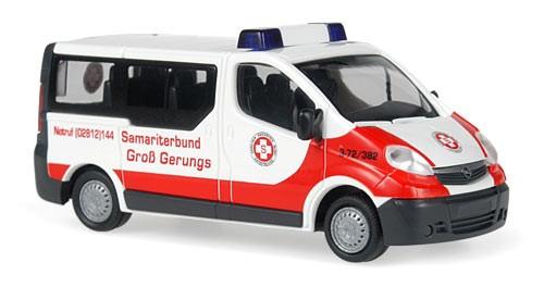Rietze Opel Vivaro Bus ASBÖ Groß Gerungs (A) -Einzelstück-