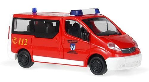 "Rietze Opel Vivaro Combi ""Feuerwehr Holzminden"""