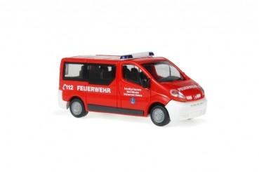 Rietze Renault Trafic Feuerwehr Düshorn (Restmenge)